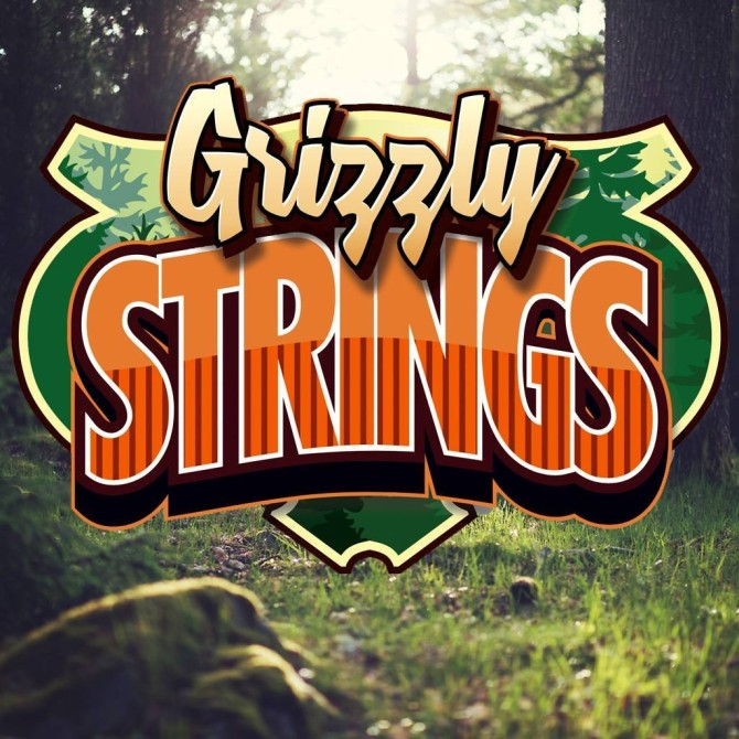 Custom Grizzly String