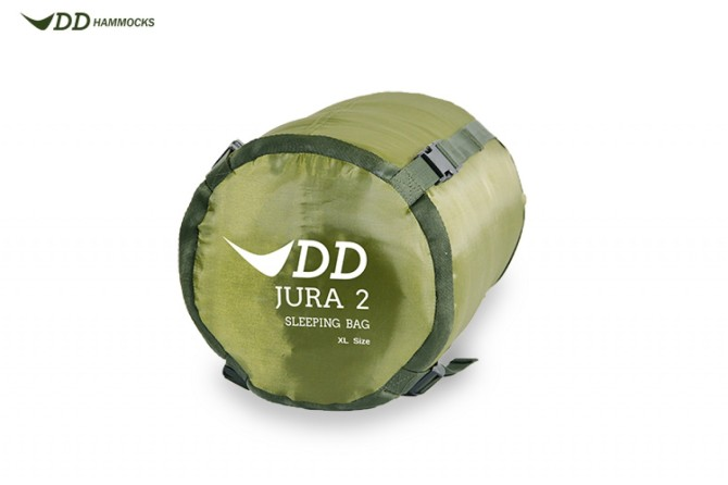 DD Hammocks - Jura 2 - Sleeping Bag XL - Olive Green